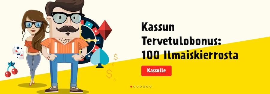 Kassu casinon bonus