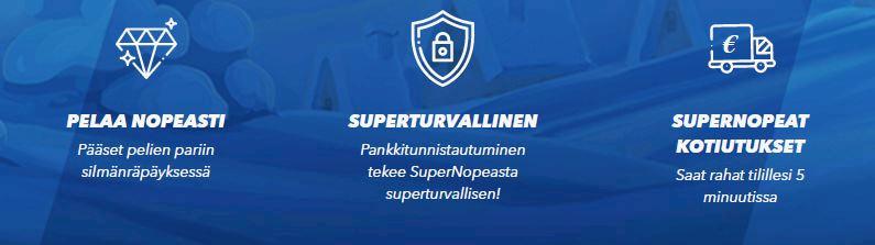 Supernopea Arvostelu
