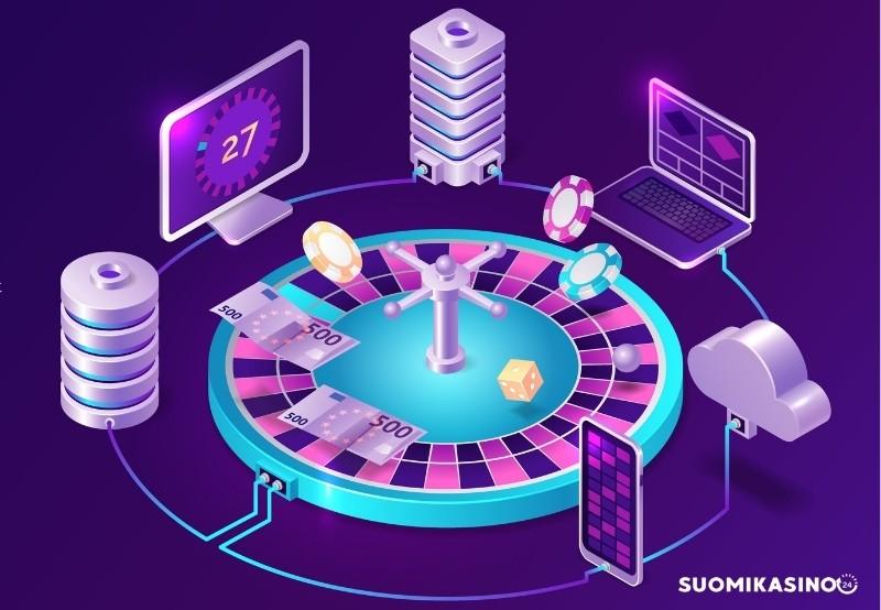 Live-kasinopelit