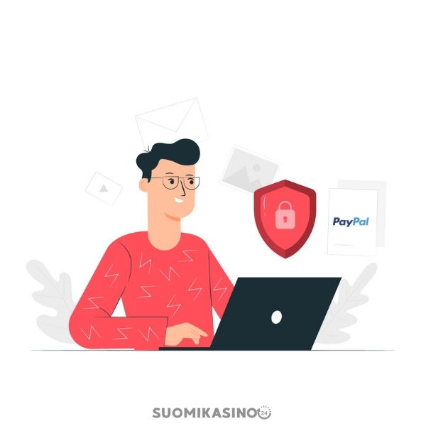 PayPal kasinoiden turvallisuus