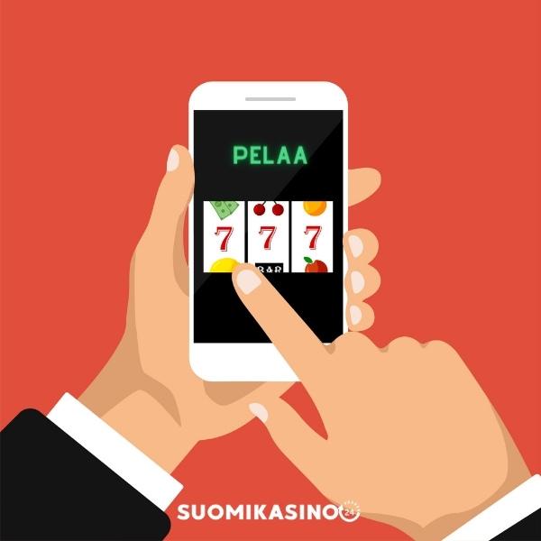 pelata online-kasinoa